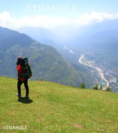 Trek to Bijli Mahadev